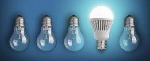 Illuminotecnica LED